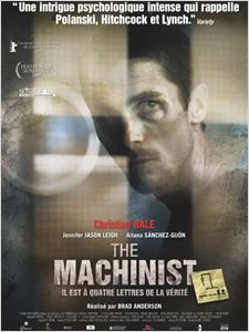 The Machinist affiche