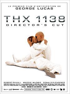 THX 1138 affiche