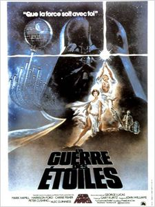 Star Wars : Episode IV - Un nouvel espoir affiche