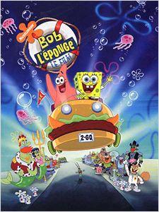 Bob l'éponge - le film affiche