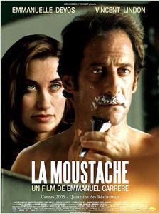 La Moustache affiche
