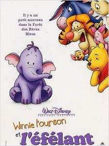 Winnie l'ourson et  l'éfélant - 2005 affiche