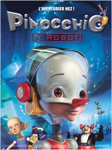Pinocchio le robot affiche