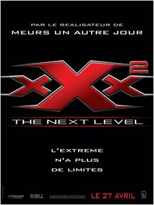 xXx 2 : The Next Level affiche