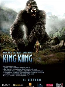 King Kong ( 2005 ) affiche