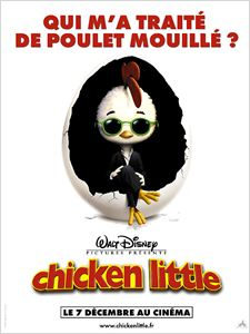 Chicken Little - 2005 affiche