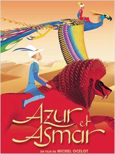 Azur et Asmar affiche