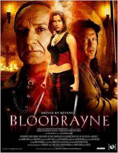 BloodRayne - 2005 affiche