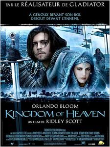 Kingdom of Heaven affiche