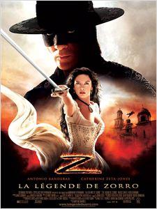 La Légende de Zorro affiche