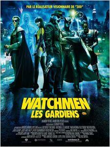 Watchmen - Les Gardiens affiche