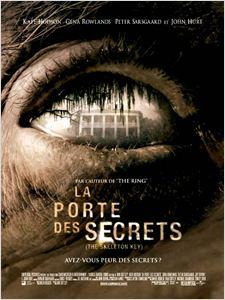 La Porte des secrets affiche