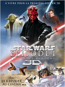 Star Wars : Episode I - La Menace fantôme affiche