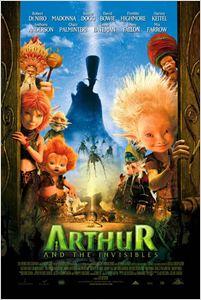 Arthur et les Minimoys affiche