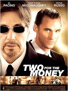 Two for the Money affiche