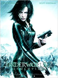 Underworld 2 - Evolution affiche