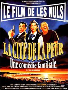 La cité de la peur (1994 ) affiche