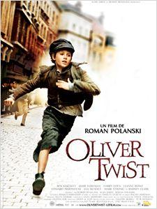 Oliver Twist - 2005 affiche