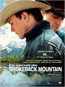 Le Secret de Brokeback Mountain affiche
