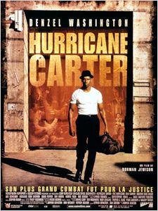 Hurricane Carter affiche