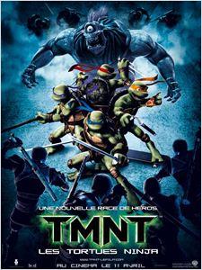 TMNT les tortues ninja affiche