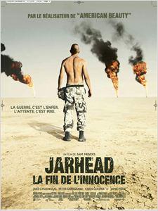 Jarhead - la fin de l'innocence affiche