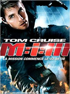 Mission: Impossible III (3) affiche