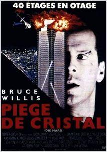 Die Hard 1 - Piège de cristal affiche