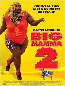 Big Mamma 2 affiche