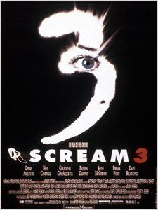 Scream 3 affiche