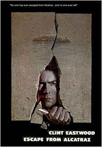 L'Evadé d'Alcatraz affiche