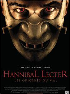 Hannibal Lecter : les origines du mal affiche