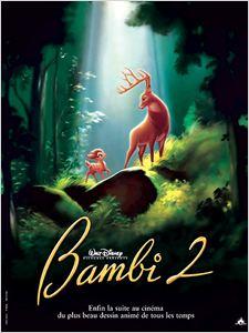 Bambi 2 - Le prince de la fôret - 2006 affiche
