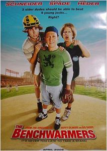 La Revanche Des Losers (The Benchwarmers) affiche