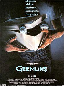 Gremlins - 1984 affiche