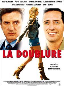 La Doublure affiche