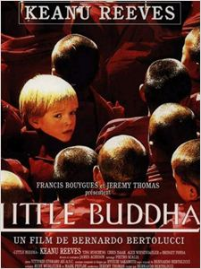 Little Buddha affiche