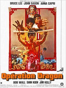 Opération dragon affiche