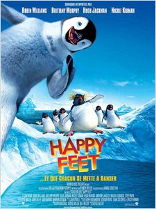 Happy Feet affiche