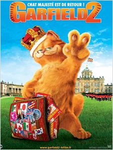 Garfield 2 affiche