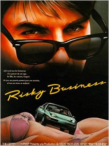 Risky Business affiche