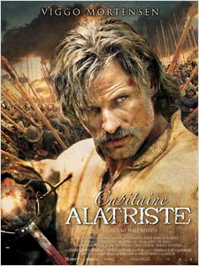 Capitaine Alatriste affiche
