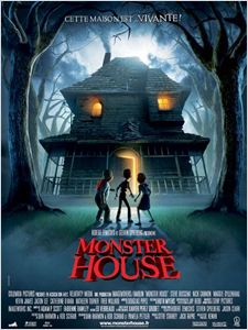 Monster House affiche