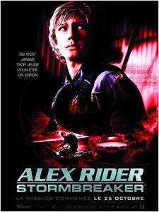 Alex Rider : Stormbreaker affiche