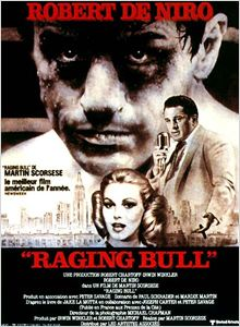 Raging Bull affiche