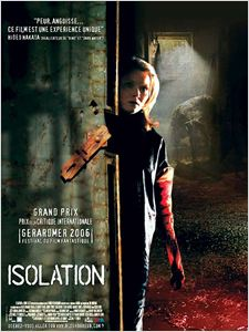 Isolation affiche