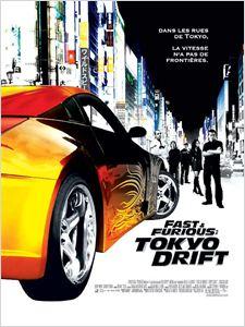 Fast & Furious : Tokyo Drift affiche