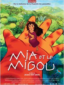 Mia et le Migou affiche