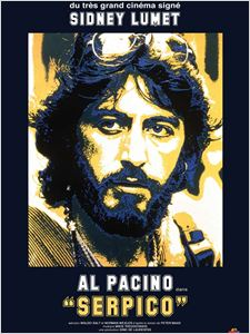 Serpico affiche