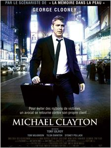 Michael Clayton affiche